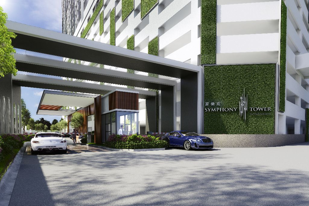 Our new soho office cheras south kuala lumpur hills for Design hotel cheras