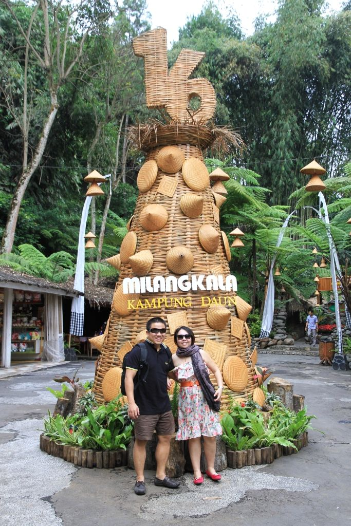 Kg Daun, Waterfall