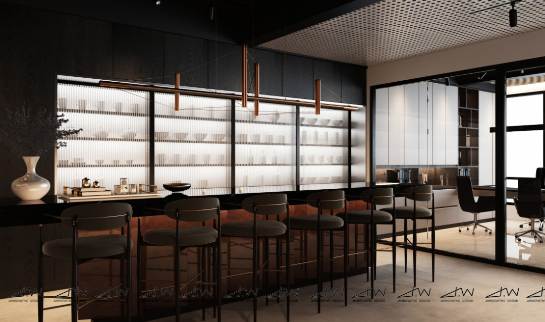 Bar Room Side View