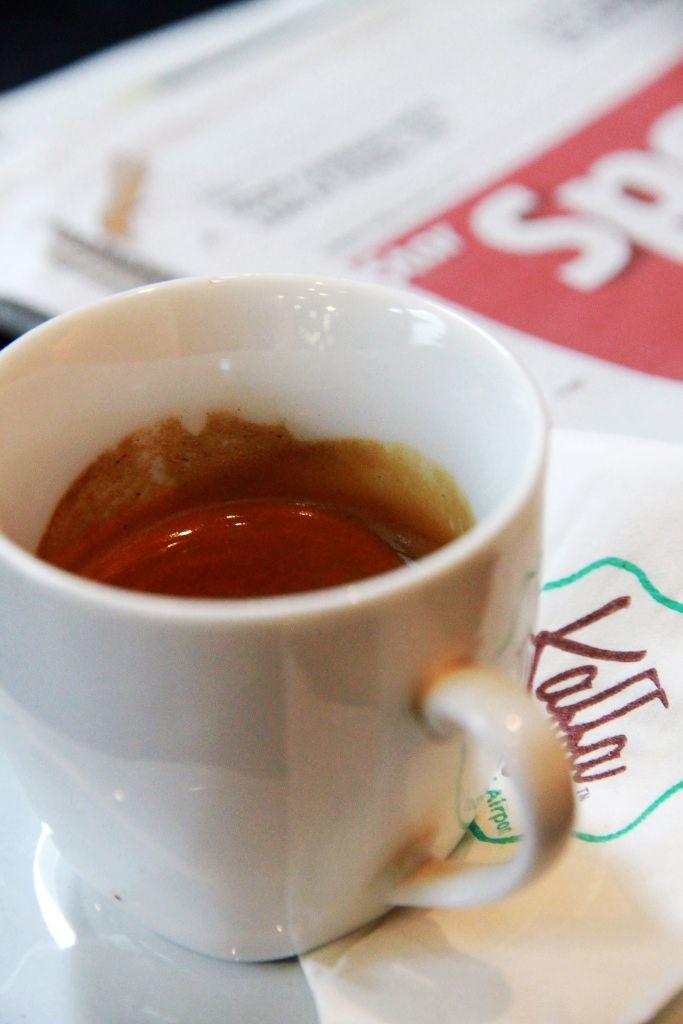 Expresso Coffee, Kaffa Coffee, The Star