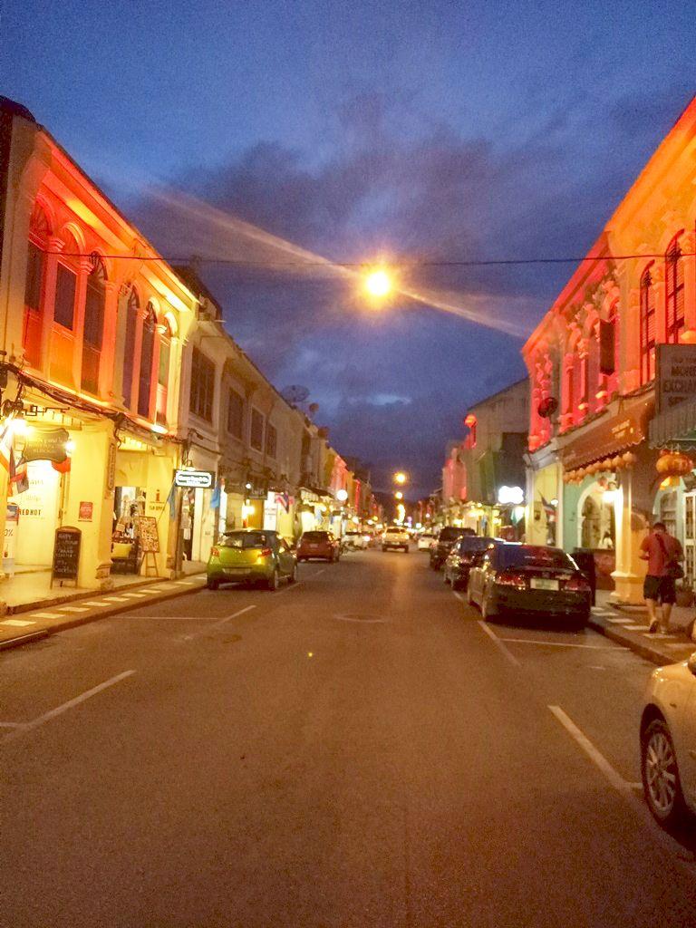 Phuket Chinese Old Town