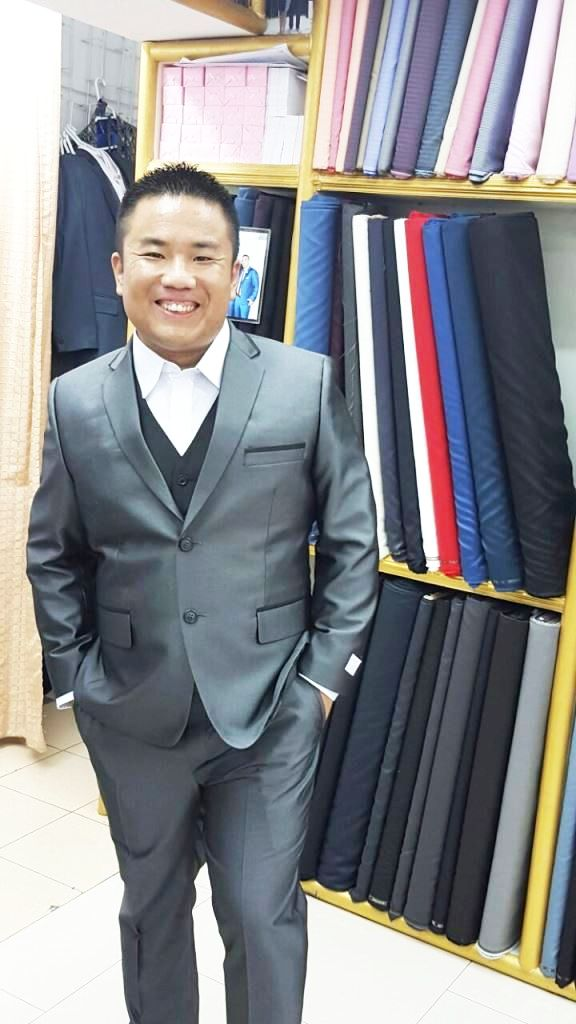 Suit up at Phuket