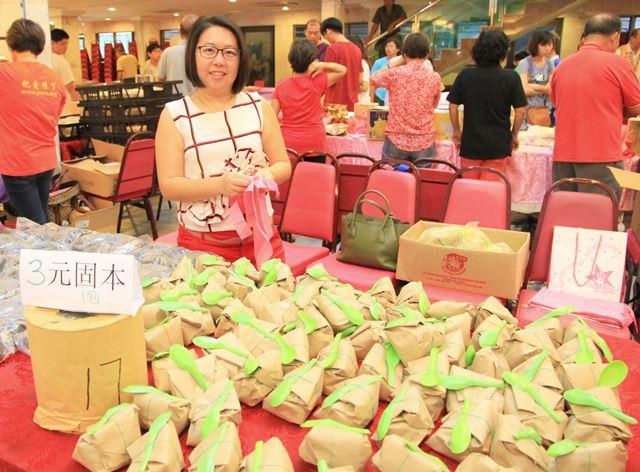 Nasi lemak Malaysia, nasi lemak
