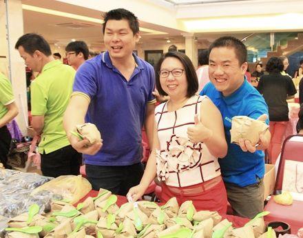 Nasi Lemak Biasa satu, Malaysia nation food