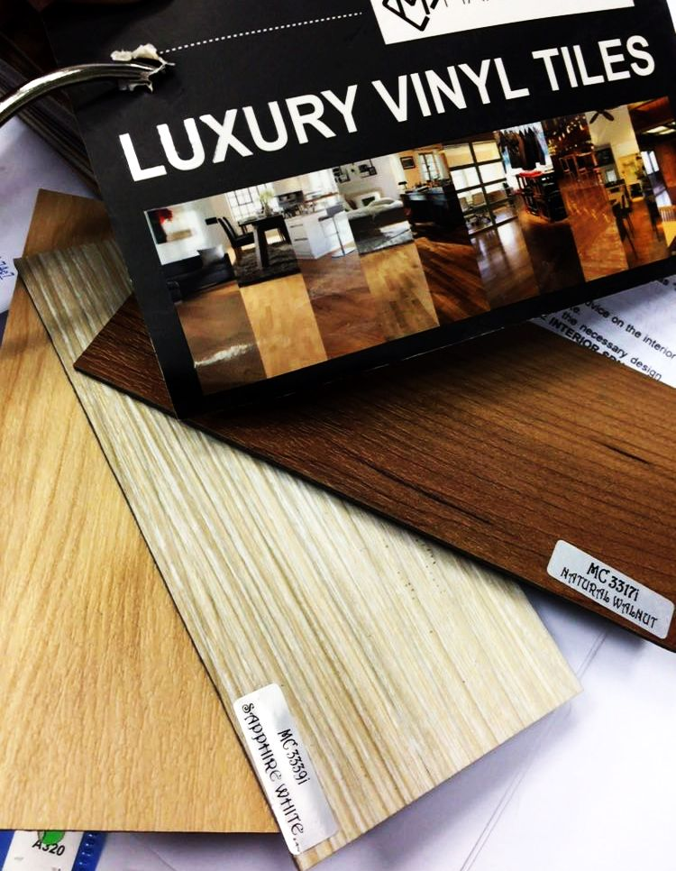 Luxury Vinyl Tiles, Kim House Ipoh