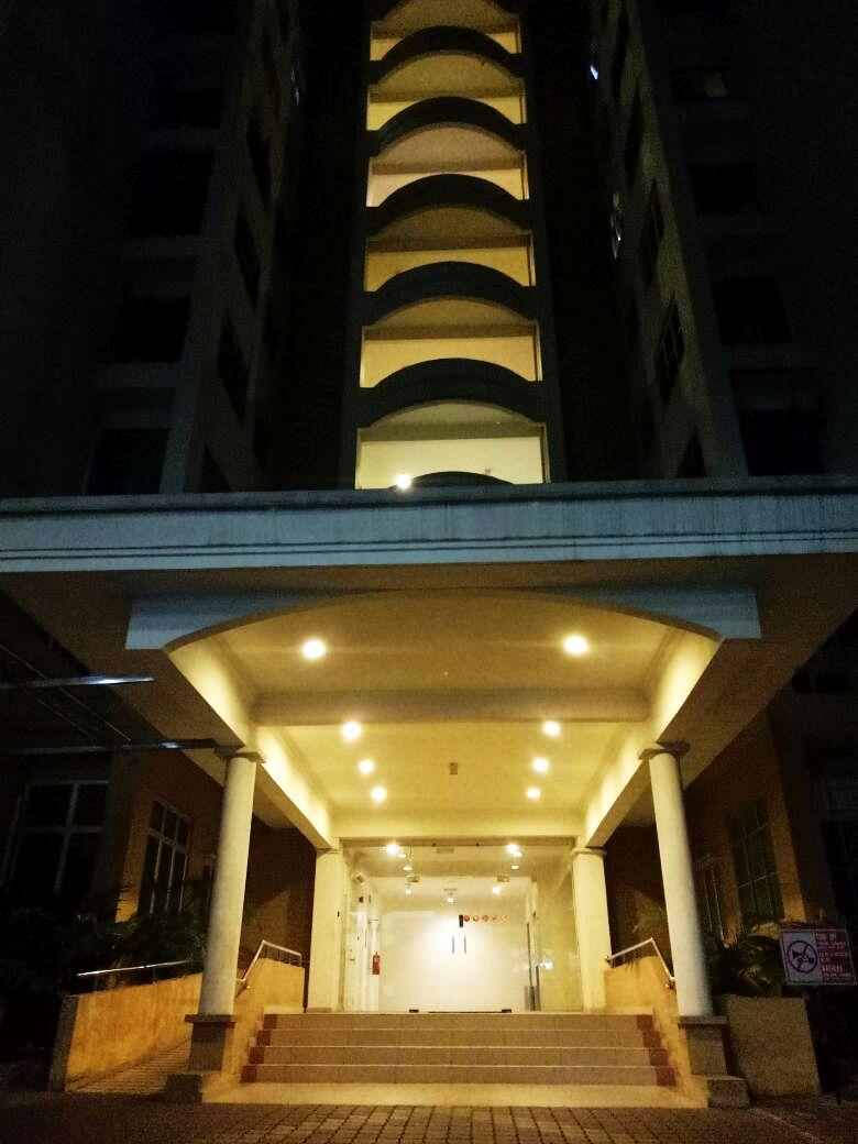 damai entrance