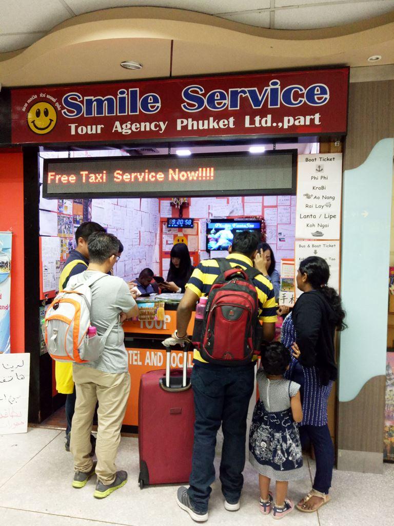 Phuket Travel Package Agent