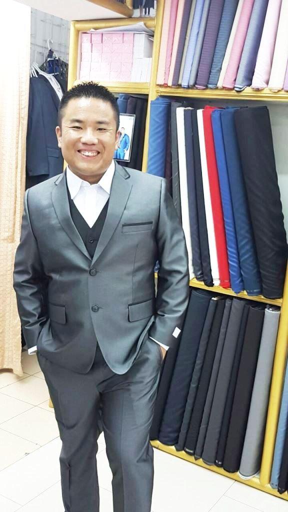 Suit up at Phuket