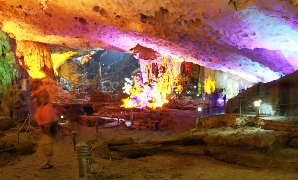 Secretive Cave, HB