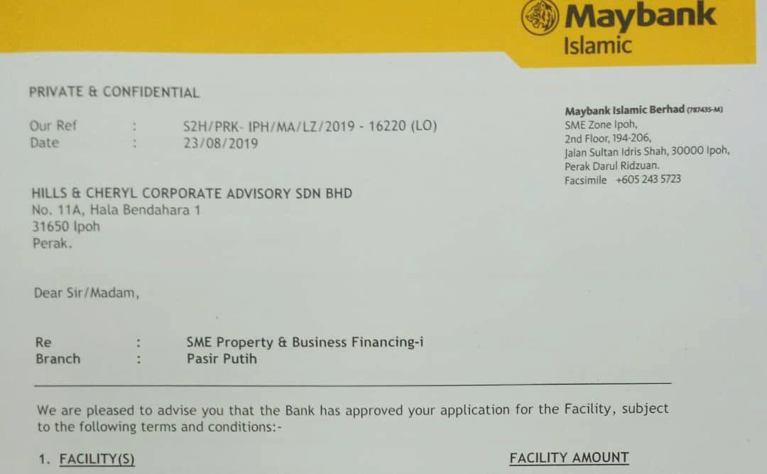 Mbb bank statement