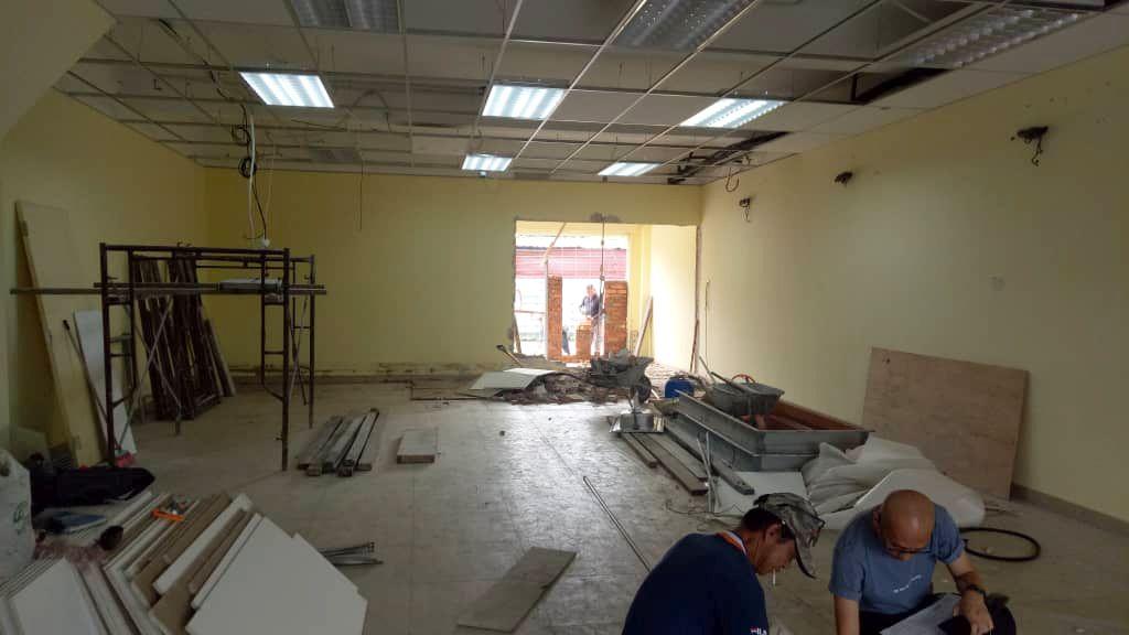 GF Renovation works 14112019