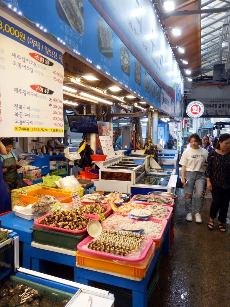 Jeju Market