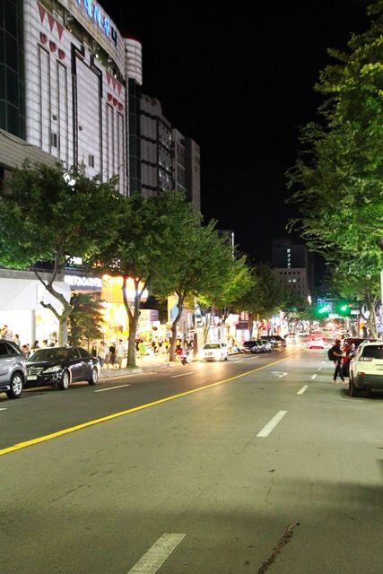 Jeju Town Street