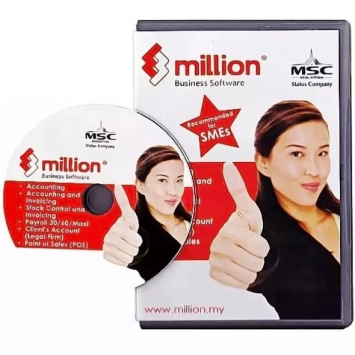 Million Accounting Software Ipoh